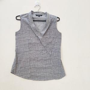 Annabelle sleeveless formal top